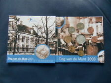 Dag van de Munt 2003 BU-set Official Currency Euro coin set Holland