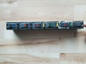 PAINLESS WIRING 6 SWITCH PANEL WITH HARNESS