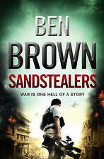 SANDSTEALERS by Ben Brown : WH2-S : PB148 : NEW BOOK