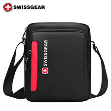 Waterproof Swiss Gear Shoulder Satchel Chest Bag Outdoor Sport Hiking Zipper Bag