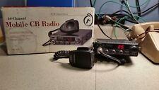 No Reserve Radio Shack Trc-521 40-Channel Cb Radio (Silent Key)
