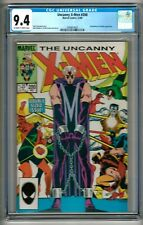 """Uncanny X-Men #200 (1985) CGC 9.4 OW/W Pages Claremont  """"Starjammers - Lilandra"""""""