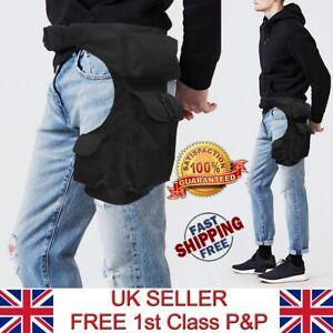 LTG Tactical Military Drop Leg Bag Thigh Pouch Waist Belt Pack Sports Outdoor