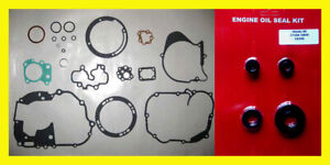 Honda 90 CT200 Trail CM90 Gasket & Oil Seal Kit Set CA200 1963 1964 1965 1966
