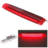 Red 18 LED Car Tail Third High-End Brake Stop Light Waterproof Reversing Lights