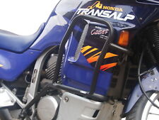 ENGINE GUARD HEED CRASH BARS HONDA XL XLV 600 TRANSALP (1989-1996) + Bags