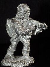 Grenadier FIGHTER THIEF HAMMER SPIKE 2008 Dungeons Dragons Miniature Metal AD&D