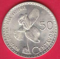 5 Pcs Coin Set-Mint-UNC Guatemala 5-10- 25-50-1- Centavos de  Quetzal