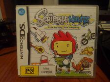 Scribblenauts PAL Nintendo DS