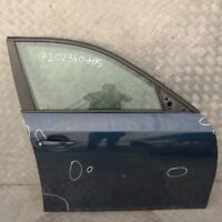 Genuine BMW 5 Series E60 E61 Door Front Right O/S Mysticblau Blue Metallic A07