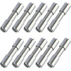 10pcs Stainless Steel Corby Knife Handle Pin Rivets Fastening Screws Bolts