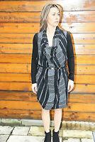 dress robe viscose coton HIGH USE  taille M (38-40 fr) NEUVE  ÉTIQUETTE * LUXE *