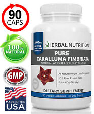 Caralluma Fimbriata Extract 1000mg 10:1 Extract Diet & Weight Loss Supplement