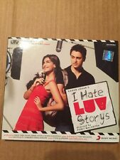 I Hate Luv Storys - Punit Malhotra Vishal Shekar Sony Bollywood CD