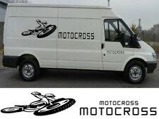 MOTOCROSS MX RACING 1 TRAILBIKE CROSSER VAN CAR BIKE GRAPHICS STICKERS DECALS
