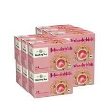 Bünting Tee Bio Holunderblüte mit Quitte 12er Pack