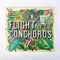 Flight of The Conchords - CD - Comedy Soundtrack - Digipak