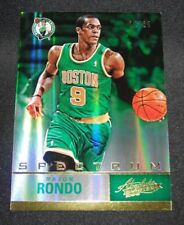 2012-13 Absolute RAJON RONDO #99 Spectrum Gold SP/25 CELTICS Kentucky WILDCATS