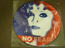 MADONNA NO FEAR PICTURE DISC W/POSTER NUMBERED #136/300 NEW