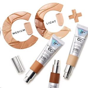 It Cosmetics CC+ Cream Your Skin But Better Oil-Free 1.08 fl oz - Light / Medium