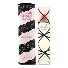 PINK SUGAR SENSUAL by AQUOLINA for WOMEN 1.6/1.7 oz(50 ml) EDT Spray NEW in BOX