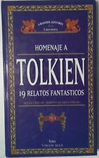 Homenaje a Tolkien. 19 Relatos Fantasticos. Vol. 1. Libro