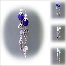 Hook Quartz Stone Handcrafted Earrings
