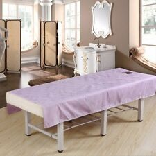 Massage Beauty Salon Table Bed Flat Sheets Waterproof Coverlet 190x120 190x80cm