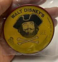 Walt Disney's Blackbeard's Ghost Only You Can See Pin Back Vari-Vue Button