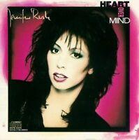 Jennifer Rush Heart over mind (1987) [CD]