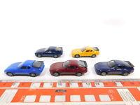 CG513-0,5# 5x Herpa H0/1:87 PKW/Automobil Porsche 944, TOP