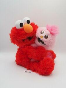 "Elmo Sesame Street B1502 Universal Studio Japan Moppy Plush 6"" Toy Doll Japan"