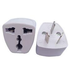 UK/US/EU Universal To AU/Australia Electrical Plugs Adaptors Travel Converter