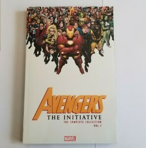 Avengers The Initiative The Complete Collection Vol 1