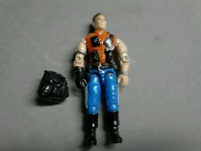 Vintage GI Joe 1987 MERCER RENEGADE action figure VERY NICE