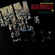 LISTEN ! JIMMY TAKEUCHI / Elvis Presley DRUM DRUM DRUM Drum Breaks TP-7535 EX -