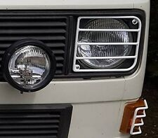 VW T25-T3 CAMPER  ROUND HEADLIGHT  LIGHT GUARDS 79 TO 91