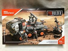 *NEW Sealed* Mega Construx Probuilder Space Rover Expedition Building Toy 706PCS