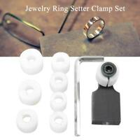 Ring Jewelry Processing Tool Setter Clamp Channel Diamond Stone Setting Kit Tool