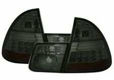 Tous les fumés feux arrière led pour bmw E46 série 3 break touring modèle 1998-2005 t