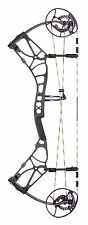 New 2017 Bear Archery Moment 55-70# RH Compound Bow Shadow Black Full Package