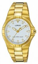 Lorus RG266LX-9 Ladies Sports Watch Stainless Steel 32mm WR 100m RRP$175