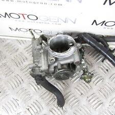 Aprilia Pegaso 650 07 complete throttle body with injector lines & rail