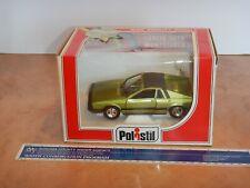 POLISTIL POLITOYS 1974 LANCIA BETA COUPE MONTECARLO, S657, 1/25 SCALE,  NOS, MIB