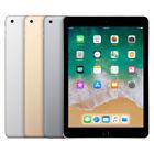 Apple iPad 5th Gen. - 32GB 128GB - Wi-Fi + Cellular - Gold, Silver, Space Gray
