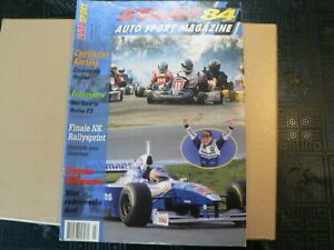 START 84 1997 NO 23 VILLENEUVE,NIEK JANSEN,FRITS VAN EERD,SCHNEIDER FIA GT,KARTS