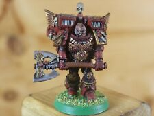 FINECAST WARHAMMER SPACE MARINE MASTER EXECUTIONER WELL PAINTED (102)