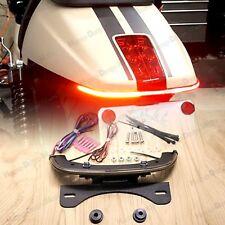 LED Fender Eliminator Integrated Tail Light Bar For Harley V-Rod 12 13 14 15 16