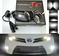 LED Kit G5 48W 881 5000K White Two Bulbs Fog Light Upgrade Replacement Plug Play