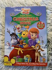 My Friends Tigger Pooh: Super Sleuth Christmas Holiday DVD Xmas NEW SEALED